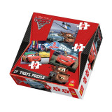 Puzzle Cars 3 in 1 Trefl