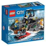 Închisoarea de pe insula - Set pentru începători 60127 Lego City