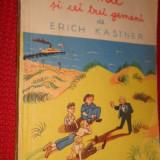 Emil si cei trei gemeni an 1953/143pag- Erich Kastner - Carte de povesti