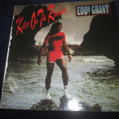 Eddy Grant ‎– Killer On The Rampage _ vinyl(LP, album) Germania - Muzica Reggae, VINIL