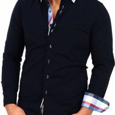Camasa barbati Carisma Bleumarin 8082, Culoare: Din imagine, Maneca lunga
