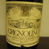 RARE GRIGNOLINO, vino secco di fattoria, recoltare 1971 cl 72 gr 11, 5 - Vinde Colectie, Sortiment: Rosu, Zona: Europa