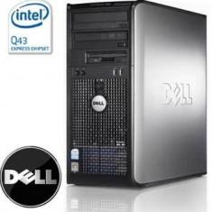 Calculator second hand Dell Optiplex 760 mt Dual Core E5300 - Sisteme desktop cu monitor