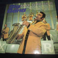 Max Greger ‎– Big Band _ vinyl(LP, album) Austria - Muzica Jazz Altele, VINIL