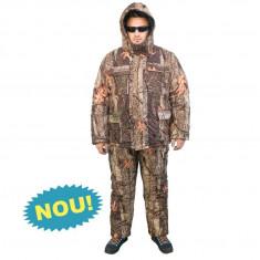 Costum pescar camuflaj - Imbracaminte Pescuit, Marime: XL, XXL, XXXL, XXXXL
