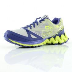 Pantofi sport pentru femei Reebok Zigtech (REB-30001-BLU) - Adidasi dama Reebok, Culoare: Albastru, Marime: 37, 38, 39, 40