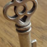 Pandantiv zamac cheie 3D