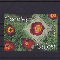ROMANIA 2011, LP 1895, BUJORI COLITA DANTELATA MNH - Timbre Romania, Nestampilat