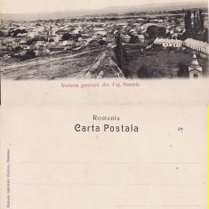 Salutari din Targu Neamt- Vedere genarala- clasica