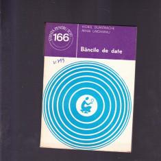BANCILE DE DATE - Carte hardware