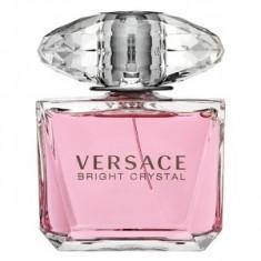Versace Bright Crystal eau de Toilette pentru femei 200 ml - Parfum femeie Versace, Apa de toaleta