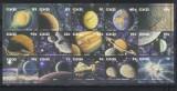 CISKEI 1991, Cosmos - Sistemul solar, serie neuzată, MNH, Nestampilat