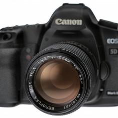 135mm F2.8 MC m42 Beroflex 101451 pentru Canon Nikon Sony Fuji, Tele, Manual focus
