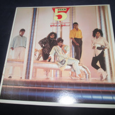 5 Star ‎– Silk & Steel _ vinyl, Lp, album, Canada - Muzica Pop rca records, VINIL
