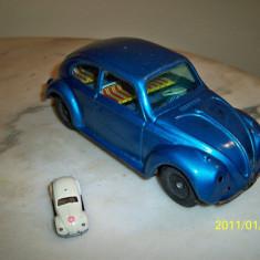 Masina de jucarie  de tabla  Volkswagen fabricata in Japonia firma Bandai