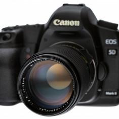 MC 135mm F2.8 Beroflex MC 700717 pentru Canon Nikon Sony Fuji - Obiectiv DSLR Sigma, Tele, Manual focus, Minolta - Md