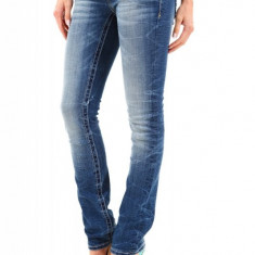 Blugi dama Miss Me Jeans Straight Leg JD1001T19 Blue, Marime: 31, Culoare: Din imagine