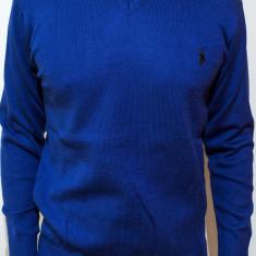 Pulover Polo by Ralph Lauren -pulover barbati pulover slim pulover ralph cod 108, Marime: M, L, XL, Culoare: Albastru, Bleumarin, Grena, Gri, Mustar, Negru