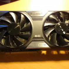 Placa video nVidia EVGA GeForce GTX 780 SC w/ EVGA ACX Cooler - Placa video PC