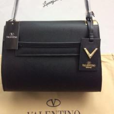 Genti Valentino Garavani Lock V Collection 2016 * LuxuryBags * - Geanta Dama Valentino, Culoare: Din imagine, Marime: Masura unica, Geanta de umar, Piele