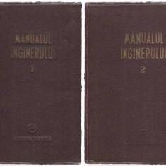 Manualul inginerului vol. I-II - Autor(i): colectiv - Carti Constructii