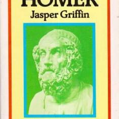 Homer - Autor(i): Jasper Griffin - Almanah