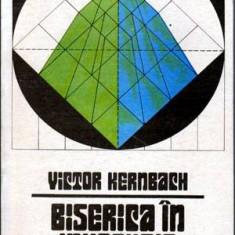 Biserica in involutie - Autor(i): Victor Kernbach - Carti Crestinism