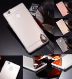 Husa silicon / Gel TPU cu spate oglinda pentru Huawei P9 lite