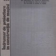 Indrumar de proiectare in constructia de masini vol. III - Autor(i): colectiv