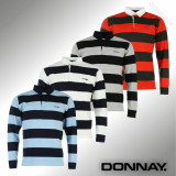 NOU! Bluza Pulover Barbati Donnay Panel Rugby original - marimea S M L XL