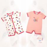 Body - Salopeta - Pink Butterflies