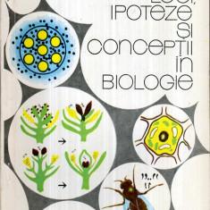 Teorii, Legi, Ipoteze si conceptii in biologie - Autor(i): Gh. Mohan, P.