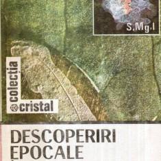 Descoperiri epocale in biochimie - Autor(i): Axente Sever Banciu, Delia Ciacoi -