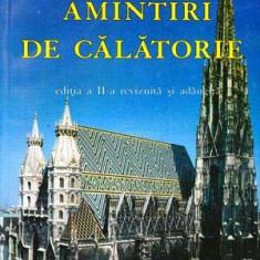 Amintiri de calatorie 1839-1847 - Autor(i): Nicolae Sutu - Ghid de calatorie