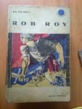 n4 Rob Roy - Walter Scott