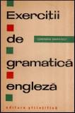 Exercitii de gramatica engleza - Autor(i): Constantin Sandulescu
