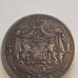 5 lei 1884 Superb - Moneda Romania