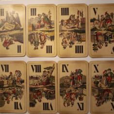 Carti de joc - Tarock - Carti poker