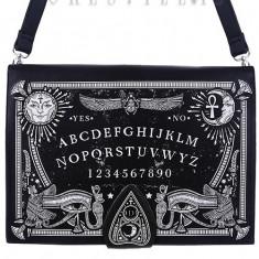 Geantă gotică Placă Ouija - Gentuta Copii