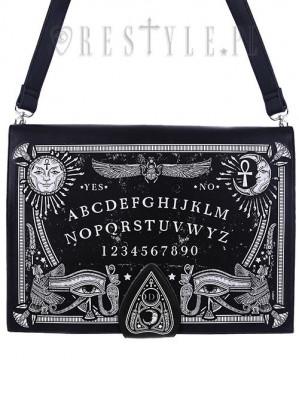 Geantă gotică Placă Ouija foto