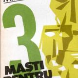 3 masti pentru Marte - Autor(i): Mihai Stoian - Roman