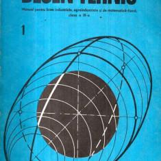 Desen tehnic - Manual pentru licee industriale si agroindustriale si de matematica
