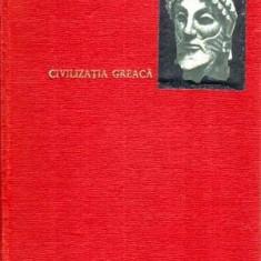 Civilizatia greaca - De la Iliada la Parthenon vol. l - Autor(i): - Carte Istorie