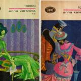 Anna Karenina vol. I-II-III-IV - Autor(i): Lev Tolstoi