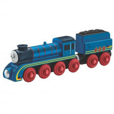 Locomotiva Frieda, Thomas si prietenii sai, seria lemn - Trenulet Fisher Price, Locomotive