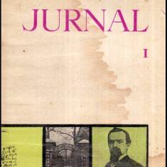 Jurnal si epistolar vol. l - Autor(i): Titu Maiorescu - Almanah