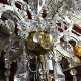 Lustra de cristal