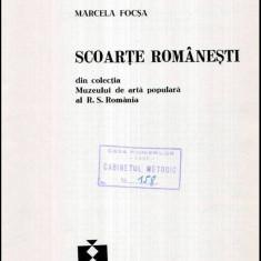 Scoarte romanesti din colectia Muzeului de arta populara al R.S. R. - - Carte traditii populare