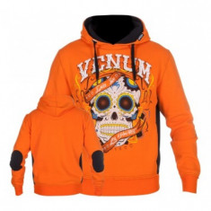 Hanorac santa muerte venum - Hanorac barbati Victoria S Secret, Marime: XL, Culoare: Orange