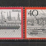 Germania.1973 Turism SG.323 - Timbre straine, Nestampilat